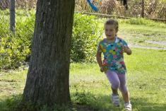 Fotografie z dětského dne