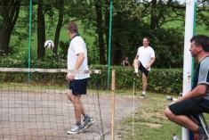 Nohejbalový turnaj o pohár starosty obce 2013